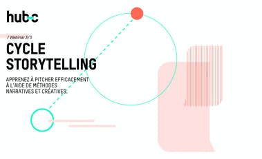 Cycle Storytelling Agenda 3 3 Plan de travail 1