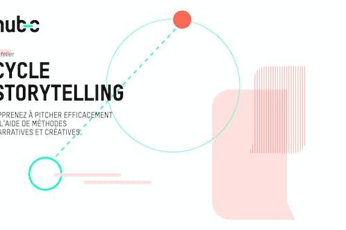 Cycle Storytelling Agenda Atelier Plan de travail 1