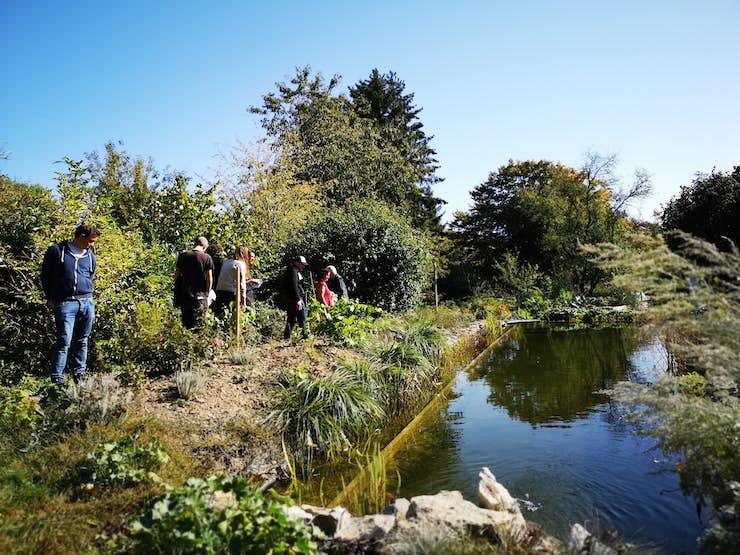 Le laborat01re permaculture avec Patrick Everaert